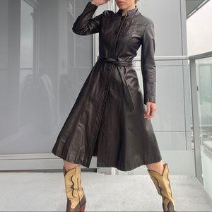 Vintage 50s Leather Jacket